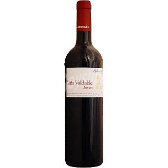 Viña Valdable Vino tinto joven de Castilla y León Botella 75 cl