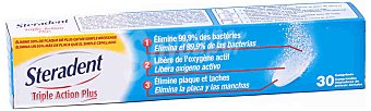 Steradent Steradent Active Plus 30 dosis