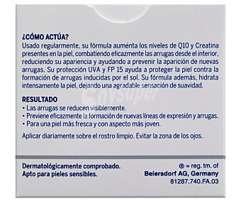 Nivea Crema Cuidado Reconstructor Día Expert Lift Cuidado Visage 50ml