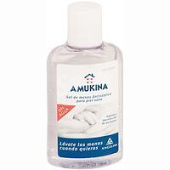 Amukina Gel de manos Bote 80 ml