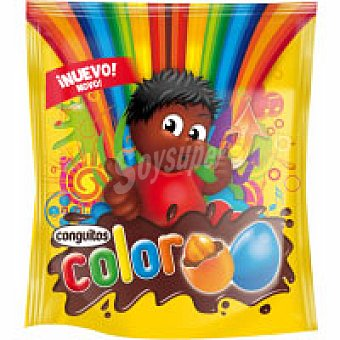 Conguitos Lacasa Conguitos de color Bolsa 210 g