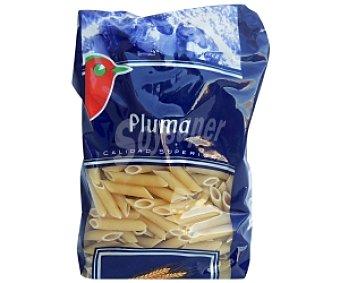 Auchan Plumas, pasta de sémola de trigo duro de calidad superior 500 Gramos