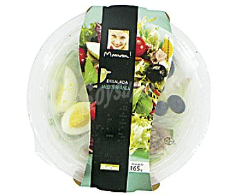 Mmm Auchan  Ensalada Mediterránea 165g