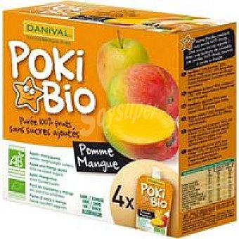 DANIVAL Poki de mango Pack 360