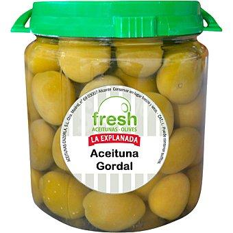 La Explanada Aceitunas gordal Fresh Envase 350 g