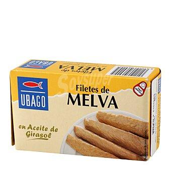 Ubago Filete de melva de almadraba del Sur en aceite vegetal 115 g