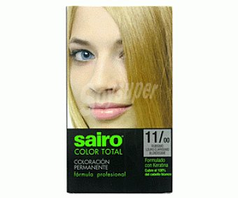 COLOR TOTAL de SAIRO Tinte Rubísimo 11/00 1u