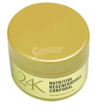 DELIPLUS Crema corporal oro (nutritiva y regeneradora) TARRO 200 cc