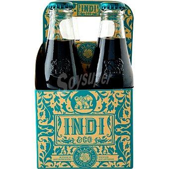 INDI & CO refresco de cola con gas 20 cl Pack 4 botellas