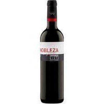 Nobleza Vino Tinto Joven D.O.C. Rioja Botella 75 cl