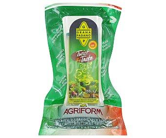 Agriform Queso Grana Padano con Gira Virutas 150 gramos