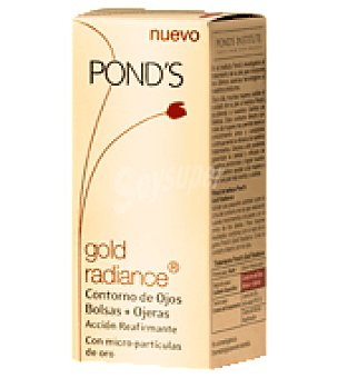 Pond's Contorno ojos gold radiance 15 ml
