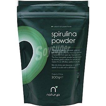 NATURYA Espirulina en polvo ecológica Envase 200 g