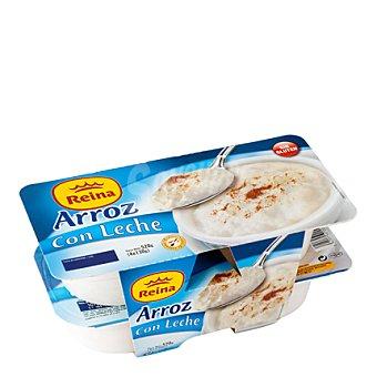 Reina Arroz con leche Pack de 4x130 g