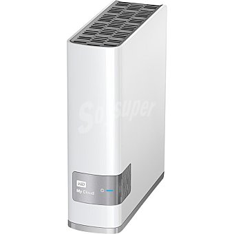 WESTER Disco Duro sobremesa My Cloud 2 TB USB 3.0