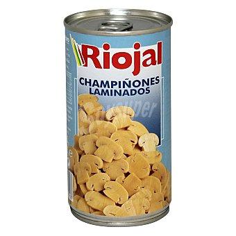 Riojal Champiñones laminados 185 g