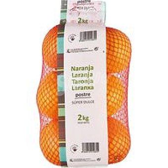 Naranja para postre Malla 2 kg