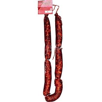 LA MONTAÑA Chorizo fresco extra peso aproximado ristra 600 g