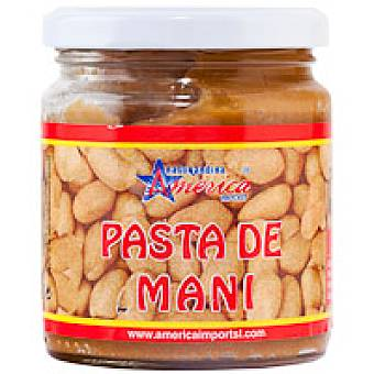 America Pasta de maní Frasco 250 g