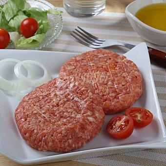 Carrefour Hamburguesa mallorquina (con sobrasada, queso de cabra y miel) 1x150 g