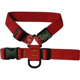 Bub's Arnés para perro color rojo medida 25 mm 1 unidad