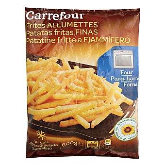 Carrefour Patatas fritas superfinas 600 g