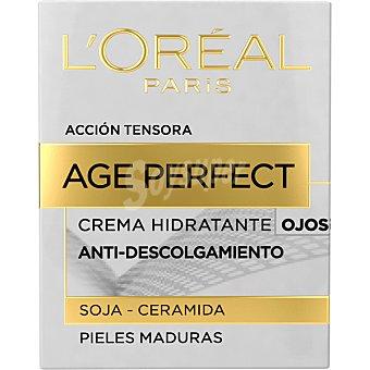 L'OREAL Age Perfect Crema contorno de ojos anti-descolgamiento tarro 15 ml Tarro 15 ml