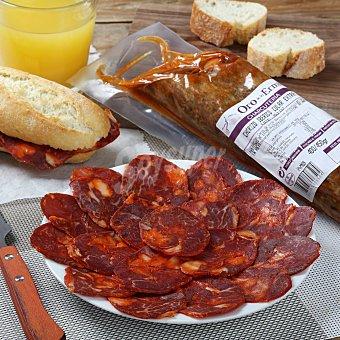 Encinar de la Ermita Chorizo Ibérico Cular extra Envase de 450 g