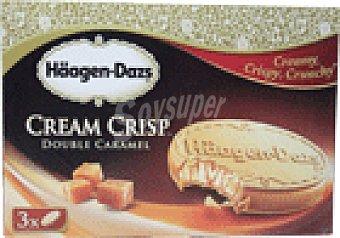 Creamcrisp haagen.dazs double caram 3 UNI