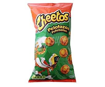 Cheetos Matutano Pelotazos - Producto de aperitivo horneado con sabor a queso 130 g