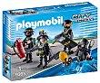 Conjunto de juego Equipo de las fuerzas especiales con accesorios y figuras, City Action 9365 playmobil  Playmobil