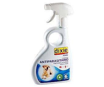 Dixie Antiparasitario para perro, previene y elimina pulgas y piojos 500 mililitros