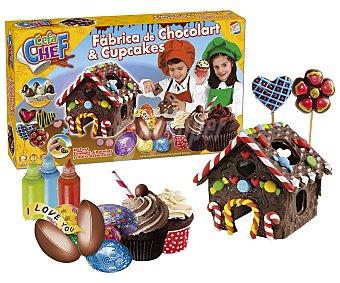 CEFA Fábrica de Chocolate y Cupcakes, Chocolart 1 Unidad