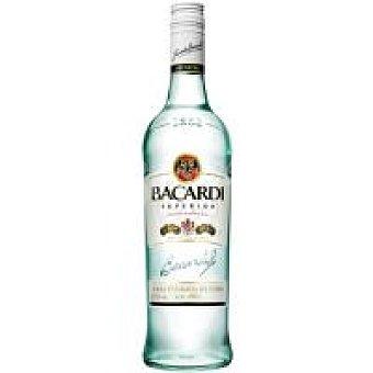 Bacardi Ron Botella 1 litro + Vaso