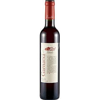 SINOLS Vino dulce natural garncha roja Botella 75 cl