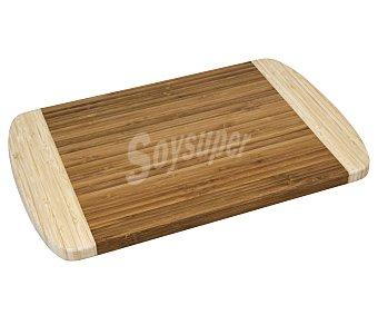 Gers Tabla de cortar de 40x26x1,5 centímetros fabricada en madera de bambú 1 unidad