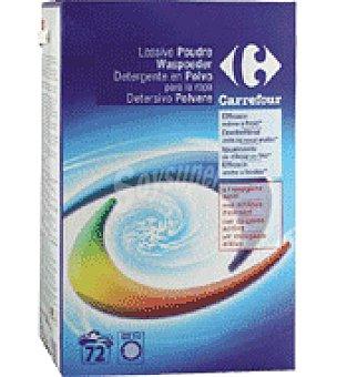 Carrefour Detergente en polvo 72 cacitos