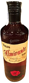 Almirante Ron añejo extra Botella de 70 cl