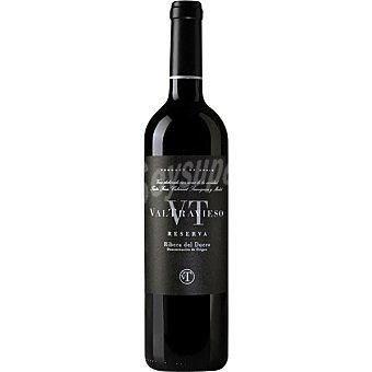 VALTRAVIESO Vino tinto reserva D.O. Ribera del Duero Botella 75 cl