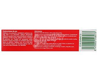Corega Crema fijadora para prótesis dentales extra fuerte sin zinc 40 mililitros
