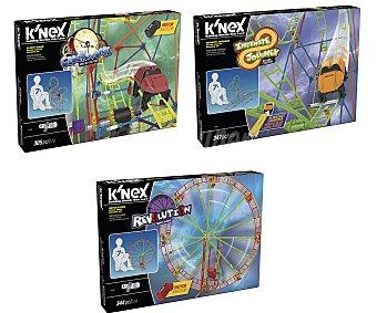 K'nex Set de piezas de construcción Parque de atracciones 1 unidad