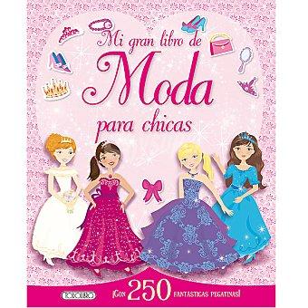 Mi libro de moda para chicas 1 Unidad