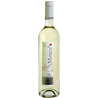 Mencal Vino blanco de la Tierra de Granada Botella 75 cl