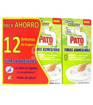Pato Tiras adhesivas lima Pack de 3x3 ud