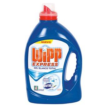 Wipp Detergente máquina gel blanco Botella 29 dosis