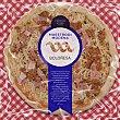 Boloñesa Premium individual pizza con salsa boloñesa y bacon modena Envase 360 g Maestro