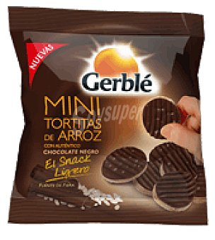 Gerblé Mini tortas de chocolate 48 g