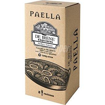 DE IRENE Paella de marisco 2 raciones Envase 675 g