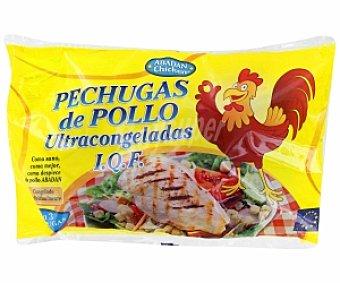 ABADAN Pechugas pollo congeladas 900 Gramos