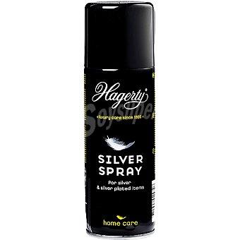 HAGERTY Abrillantador de plata específico para piezas grandes Spray 200 ml